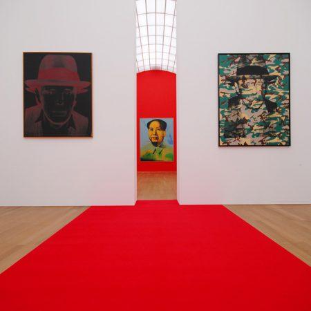 Ausstellung Andy Warhol & die Stars im Hamburger Bahnhof