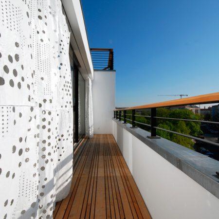 Architekturfotografie Dachgeschoßausbau